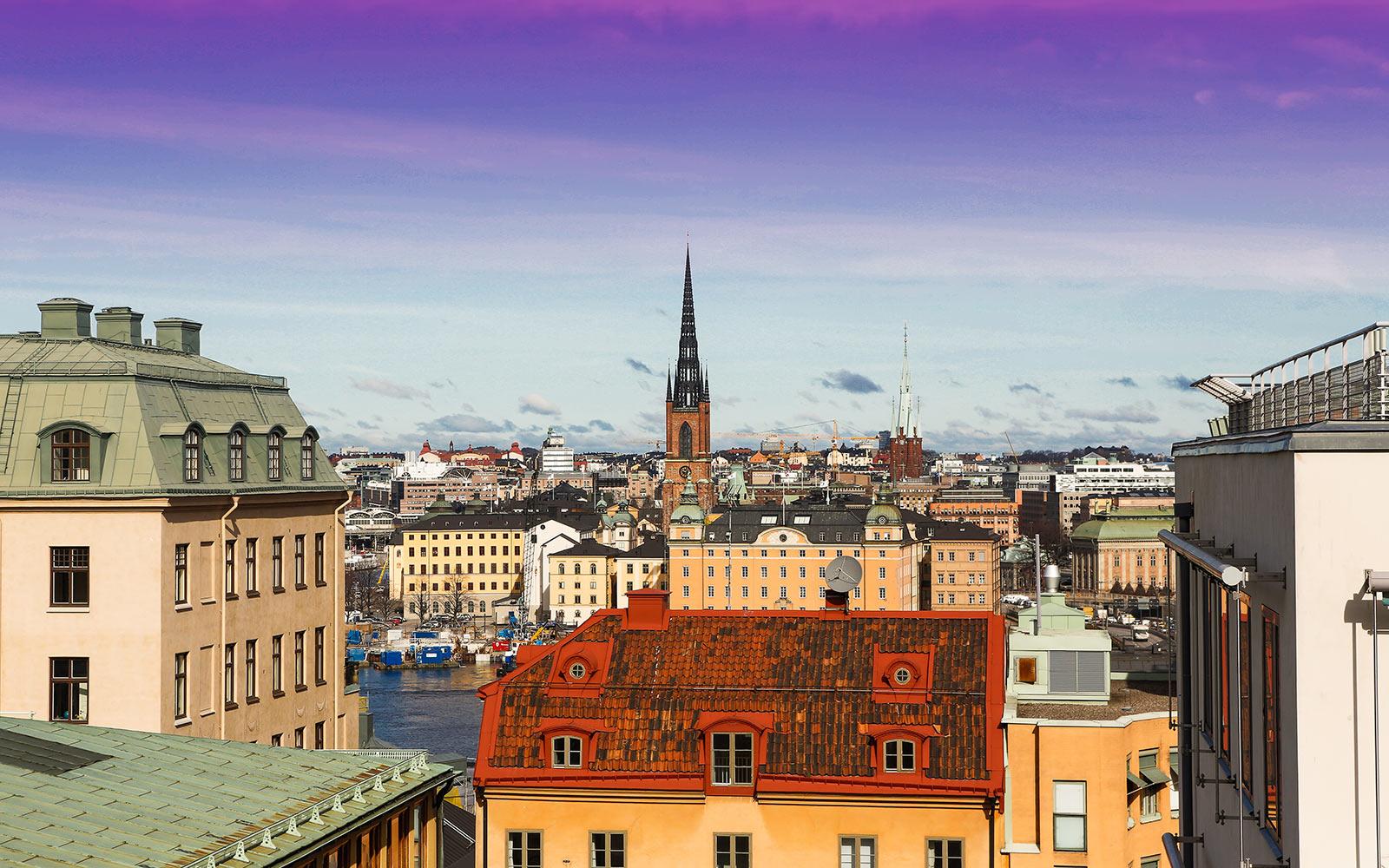Dagkonferens Slussen Stockholm