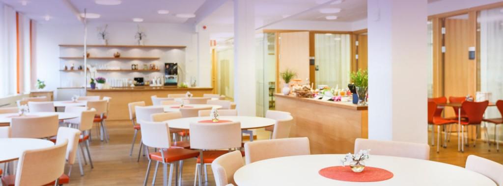 Dagkonferens Stockholm matsalar ekologisk restaurang